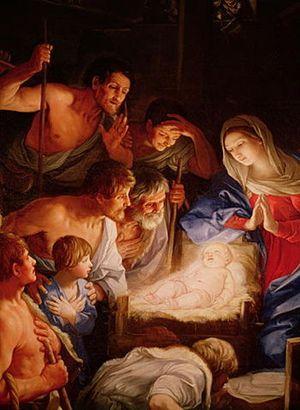 Guido Reni, Adorazione dei pastori