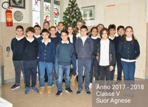 Classe-V-Sacrocuore-Battistine-Roma-2017-2018